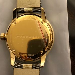 Burberry Accessories - Burberry Strap Watch